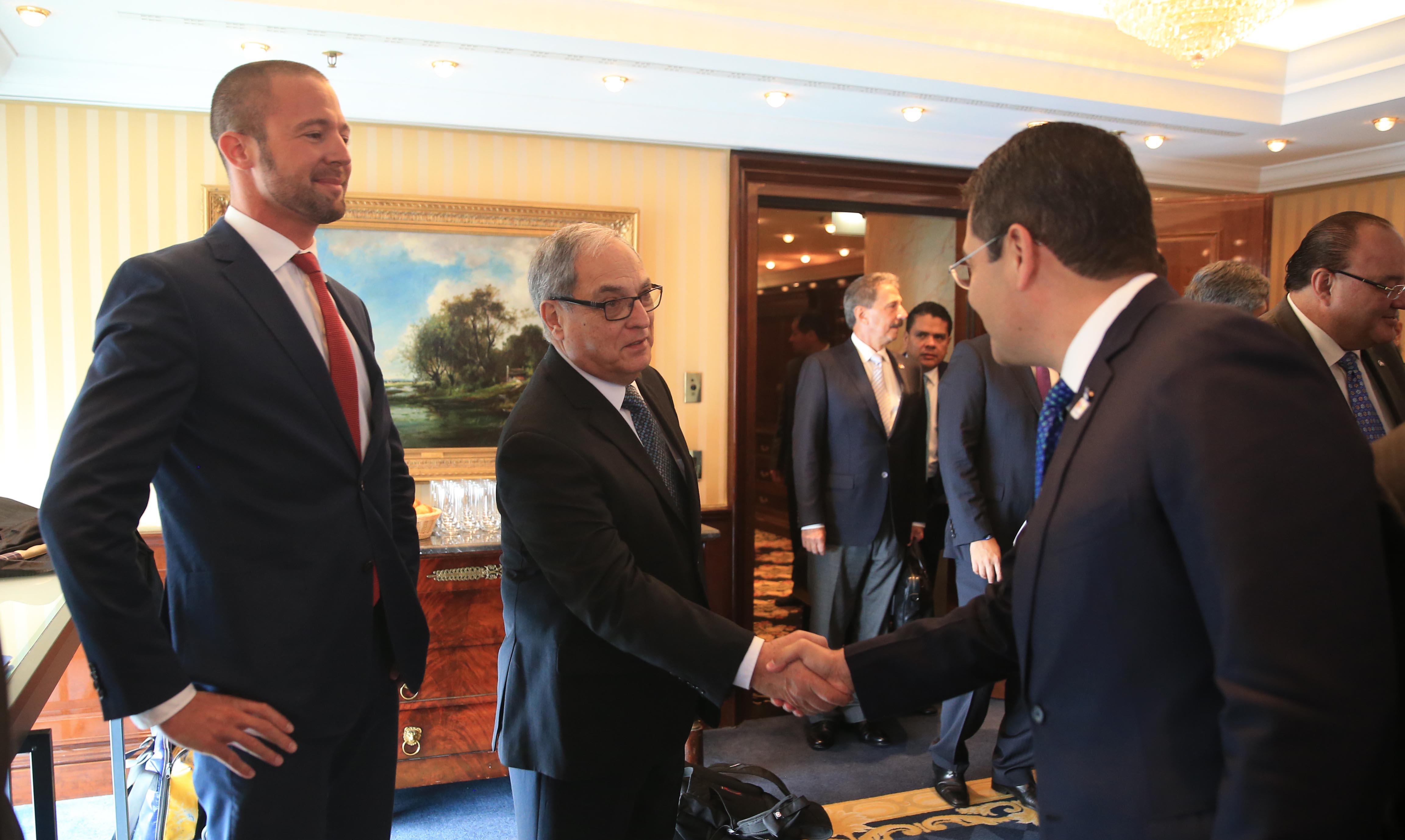 Empresarios de Polonia interesados en un centro de distribución continental en Honduras