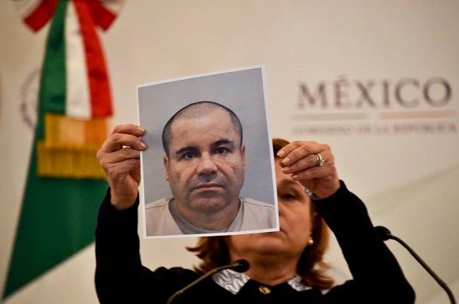 Estudio: El Chapo Guzmán tiene 138% de coeficiente intelectual como el de un genio