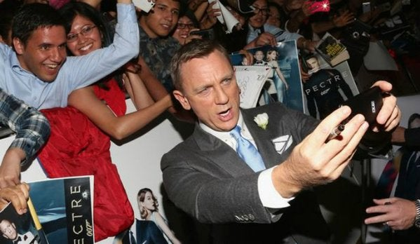 """México se viste de gala para recibir a James Bond y su última entrega """"Spectre"""""""
