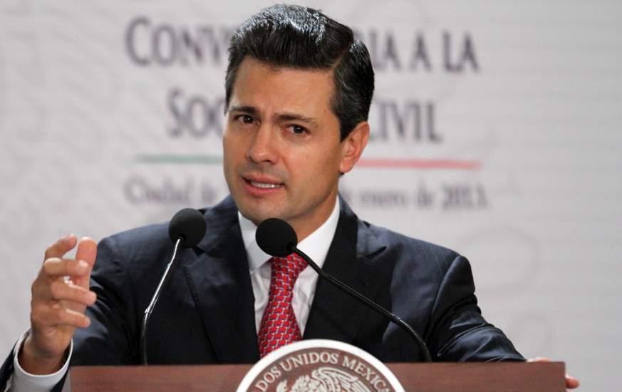 Peña Nieto rechaza legalización de marihuana en México, pero pide abrir «amplio debate»