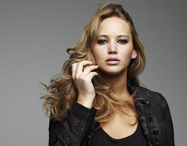 "Jennifer Lawrence dice adiós a ""Los Juegos del Hambre"""