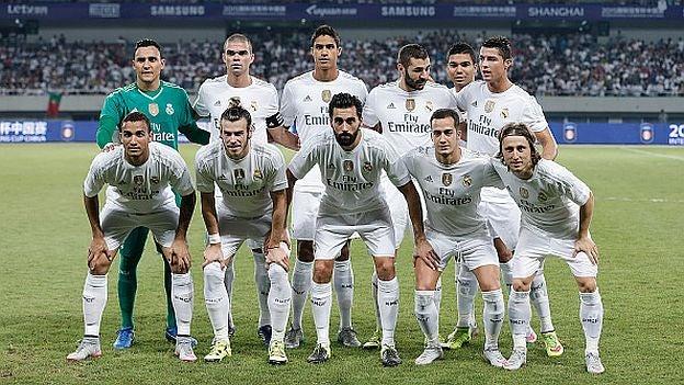 Se filtran imágenes del nuevo uniforme del Real Madrid