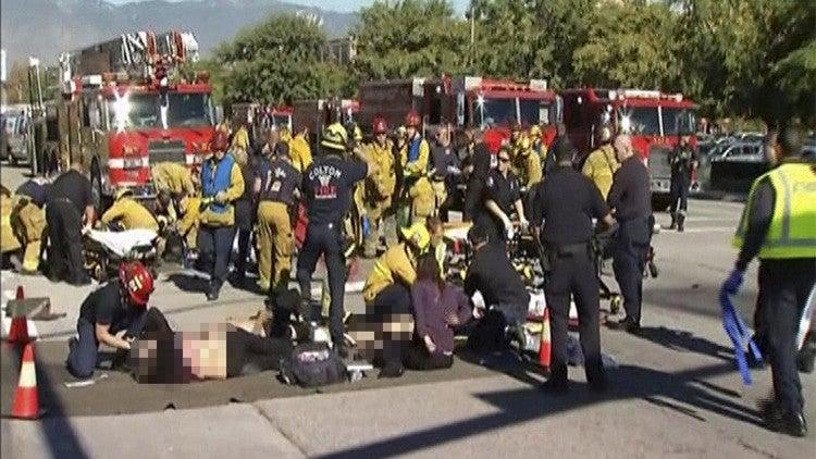 EEUU: Masacre en San Bernardino deja al menos 14 muertos y 14 heridos (VIDEO)