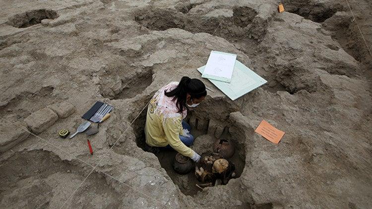 Arqueólogos mexicanos hallan calle por la que pudo haber pasado Jesucristo