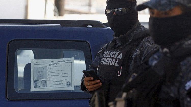 Autoridades mexicanas creen saber dónde se encuentra 'El Chapo'