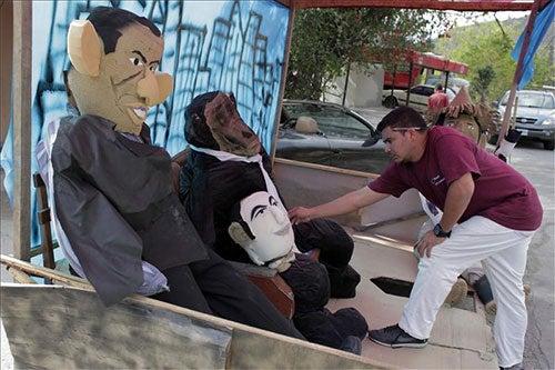 """Decomisan """"años viejos"""" para evitar comercialización de pólvora en Tegucigalpa"""