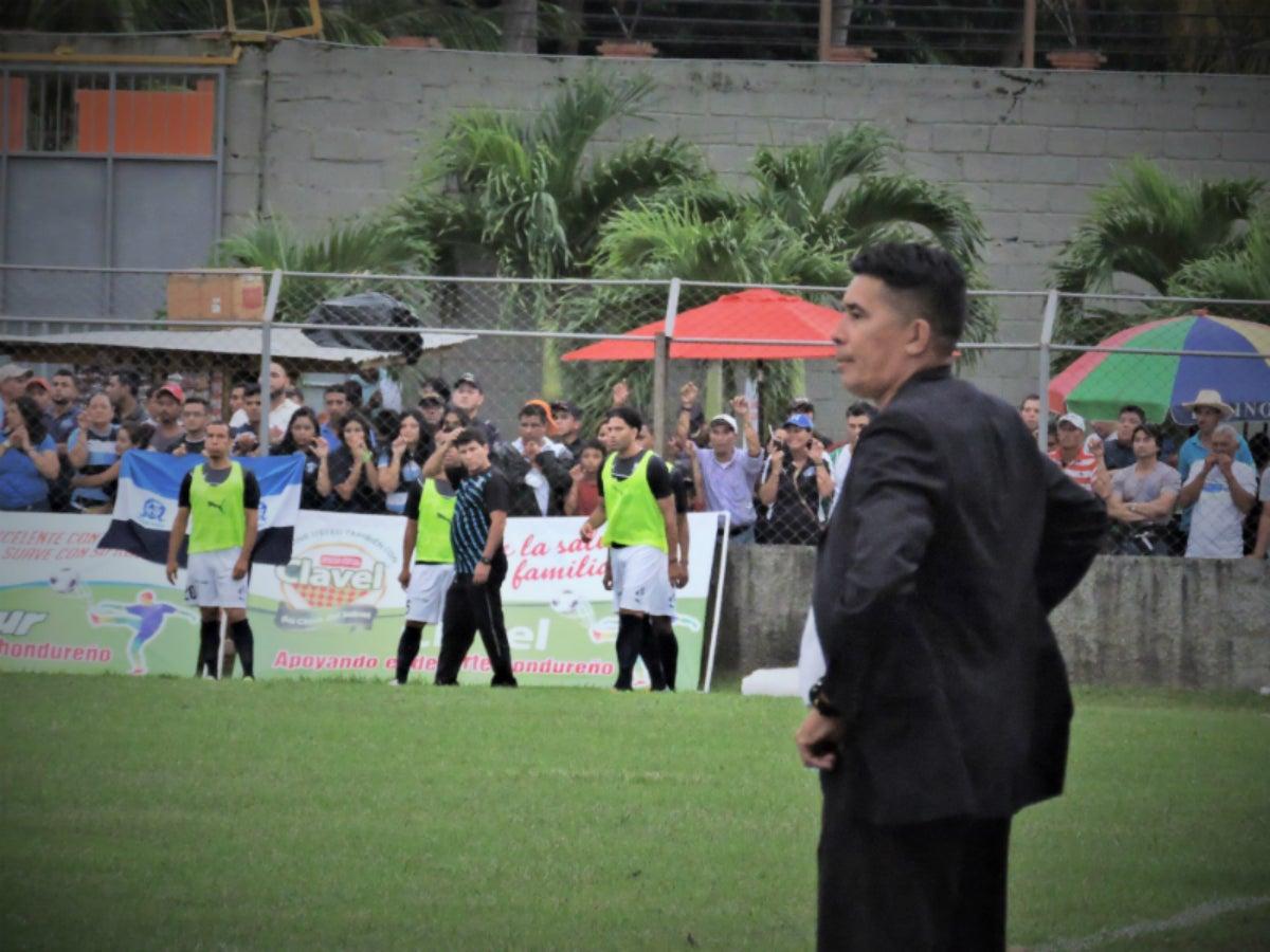 """Elvin López: """"Honduras Progreso es un justo ganador, le deseo lo mejor"""""""