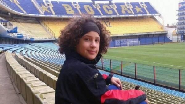 "Boca Juniors ya tiene al ""Mini Messi"""