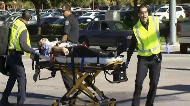 «Ora por nosotros»: Desesperados mensajes durante tiroteo en San Bernardino