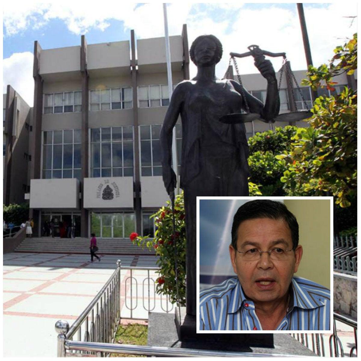 CSJ dará a conocer la próxima semana juez que conocerá caso de Callejas