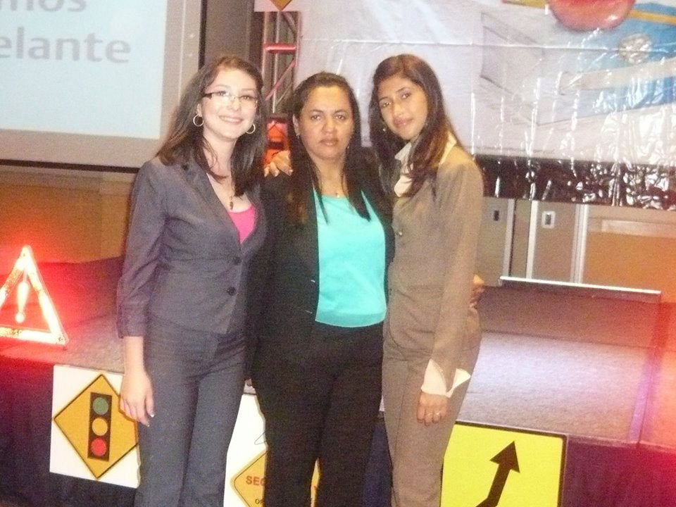 Estrella Peña, maestra e impulsadora de grandes oradores hondureños