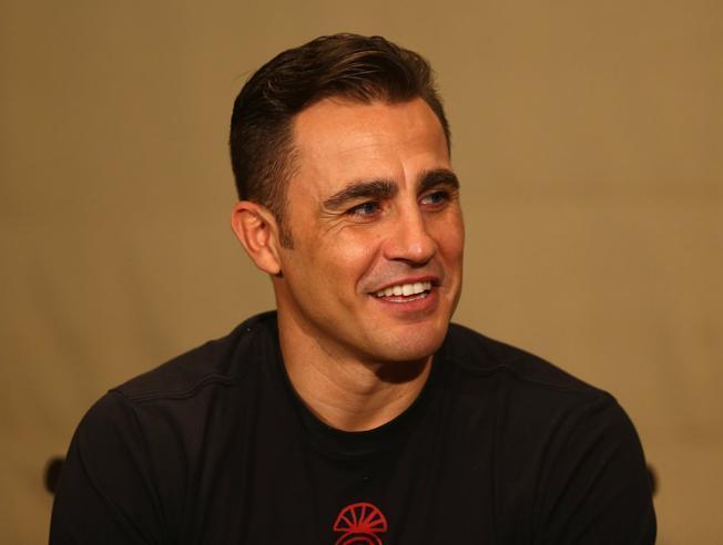 """Cannavaro: """"El 2-6 fue la derrota más dura de mi carrera"""""""