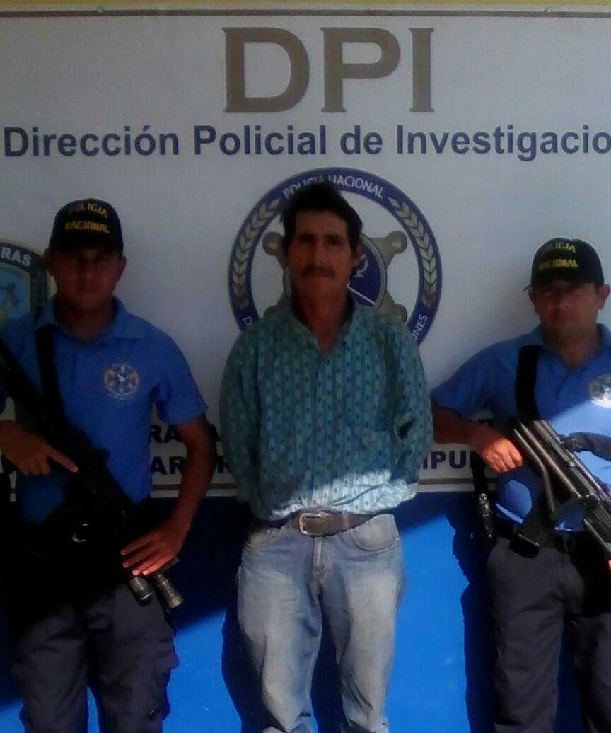 DPI Captura a individuo por violación en Copán