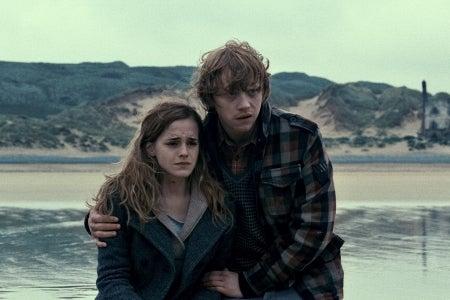 Rupert Grint odió besar a Emma Watson en Harry Potter