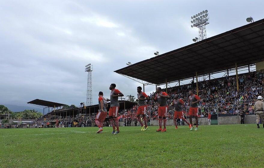 Estadio Humberto Micheletti tendría una remodelación