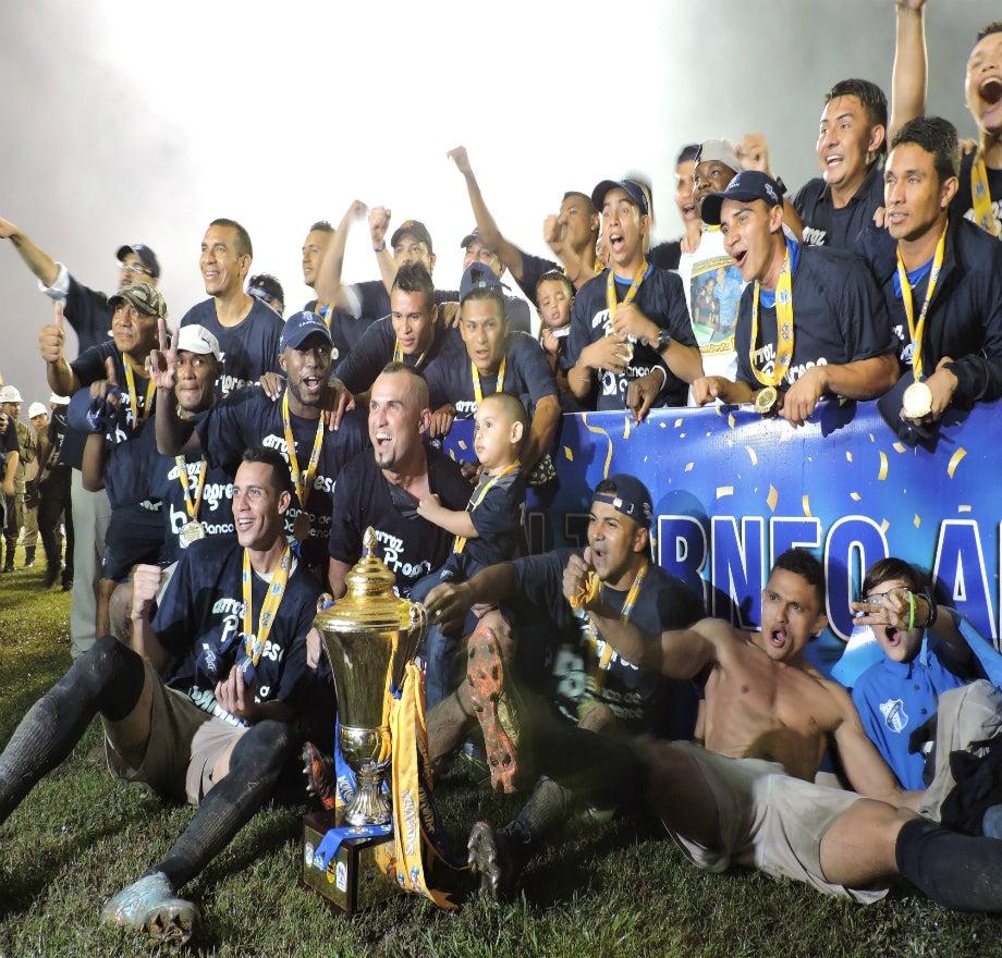 Honduras Progreso y Motagua entre los 10 mejores equipos de Centro América