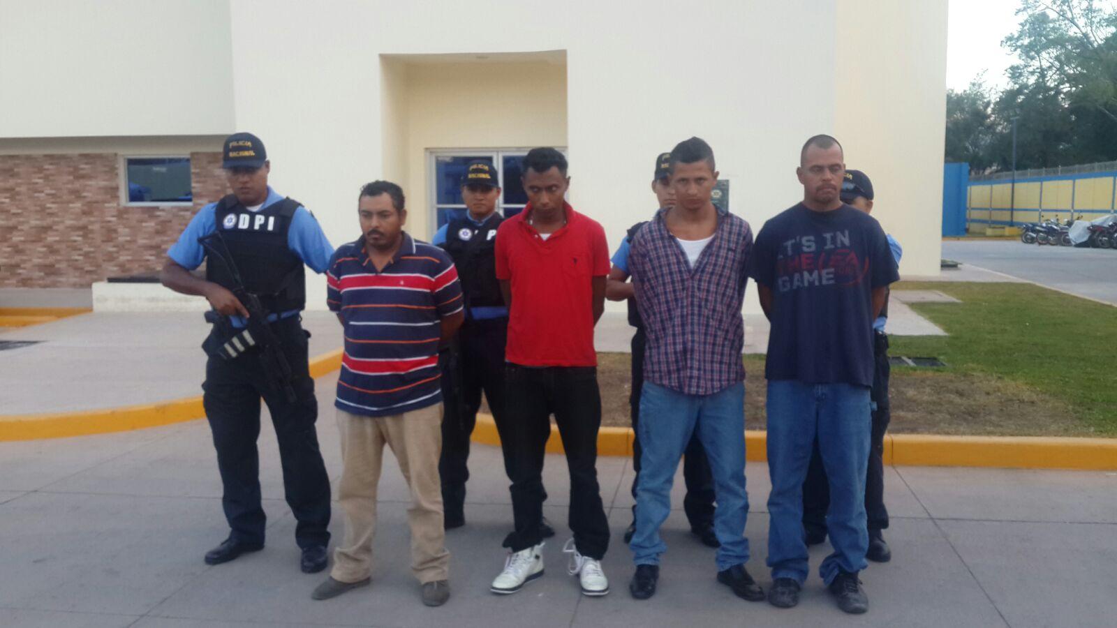 DPI Rescata Víctima de secuestro y captura a cuatro sospechosos