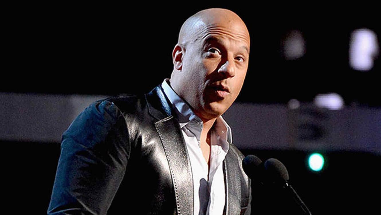 El emotivo canto de Vin Diesel a Paul Walker en los People's Choice Awards