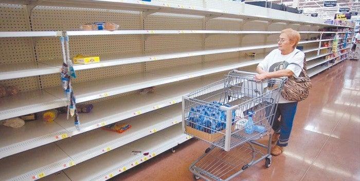 Venezuela busca apoyo de Brasil para superar su «emergencia económica»