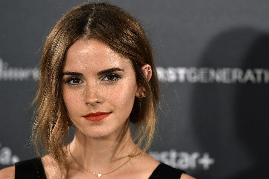 Emma Watson revoluciona las redes sociales por publicar foto
