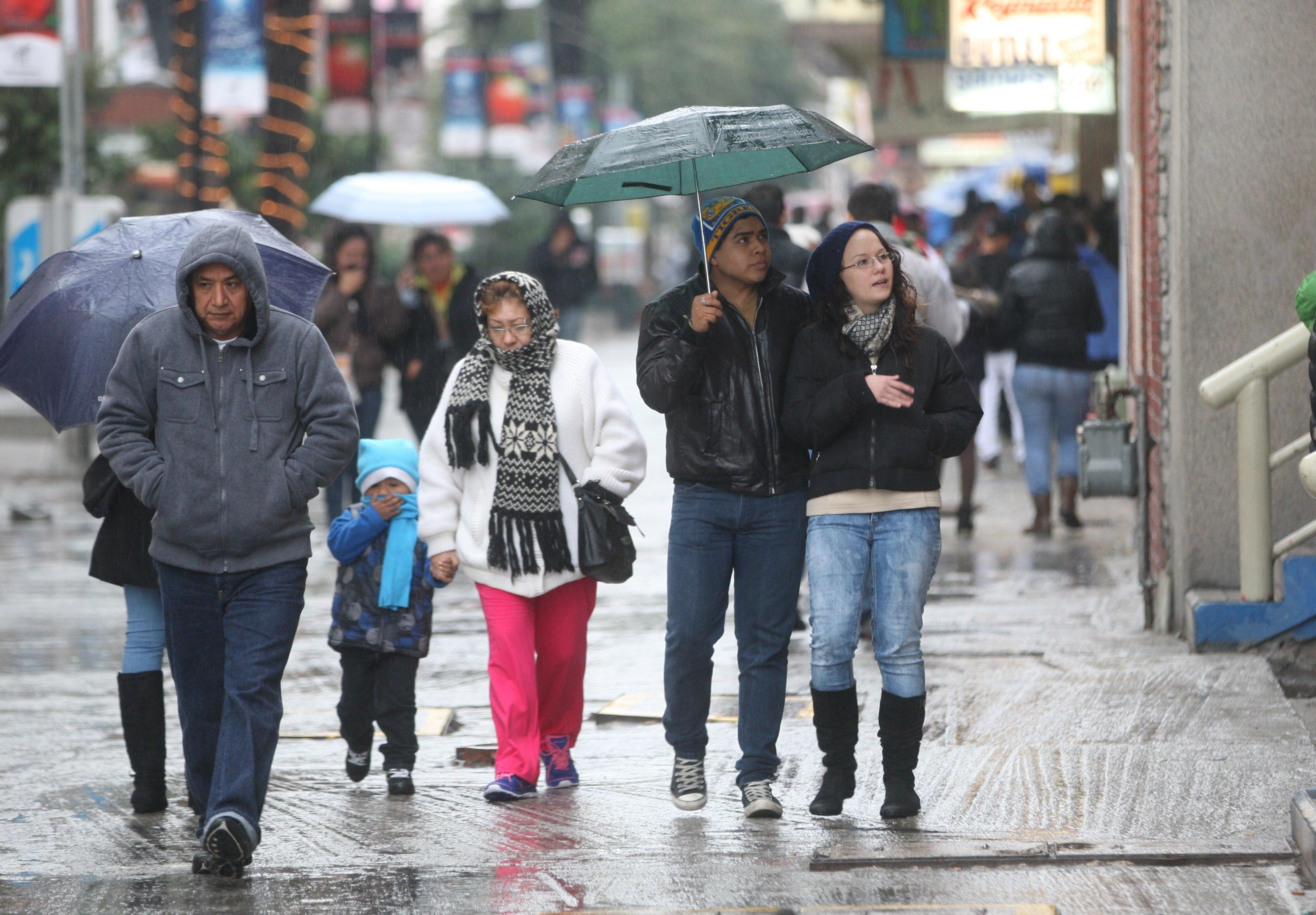 Meteorología anuncia nuevo frente frío en el territorio nacional