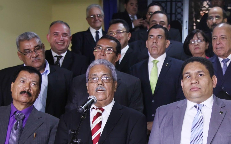 Miembros de la Junta Nominadora presentarán hoy un recurso de amparo ante la CSJ