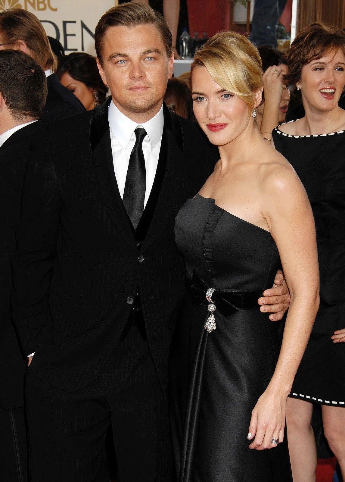Kate Winslet convencida de que Leonardo DiCaprio ganará el Oscar