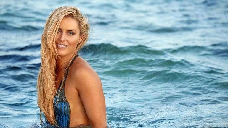 ¡La esquiadora estadounidense Lindsey Vonn, se desnuda!