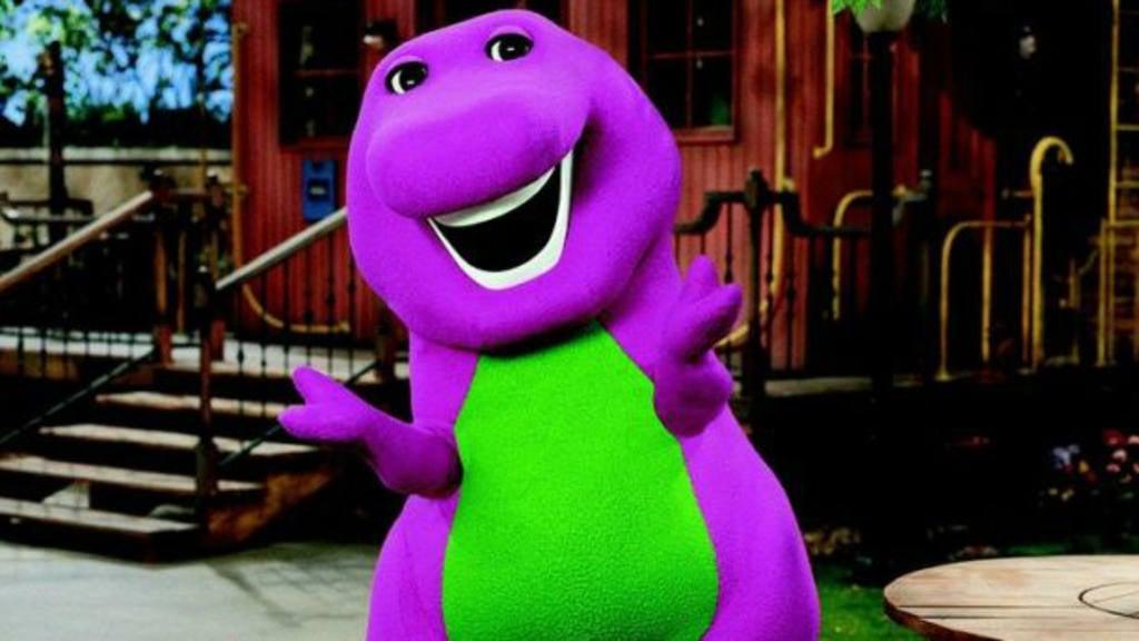 Conoce al hombre que le dio vida a Barney