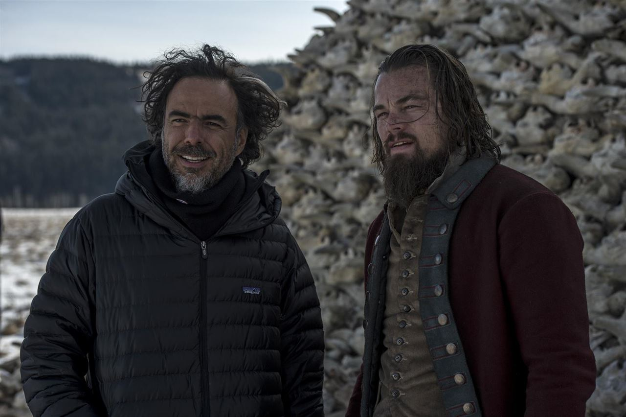 Alejandro González Iñárritu por la gloria hoy en los premios Óscar