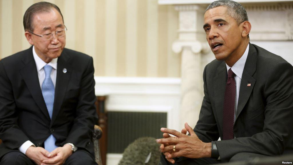 Wikileaks: EUA espió a Ban Ki-moon en intento de proteger compañías petroleras