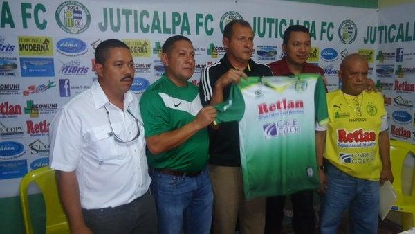 Wilmer Cruz es el nuevo técnico del Juticalpa