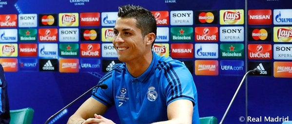 Cristiano Ronaldo fue claro con su comentario sobre el penal indirecto de Messi