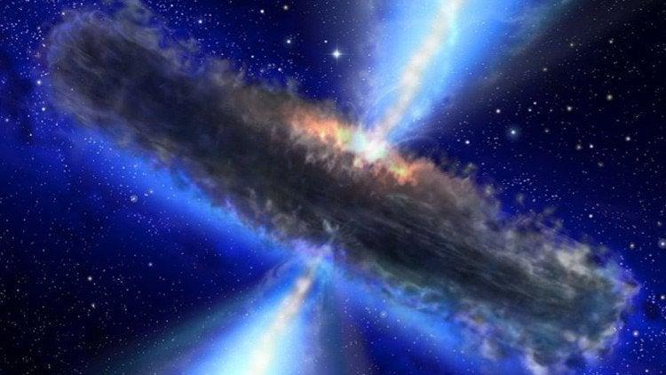 Agujero negro 'se traga' la teoría general de la relatividad de Einstein