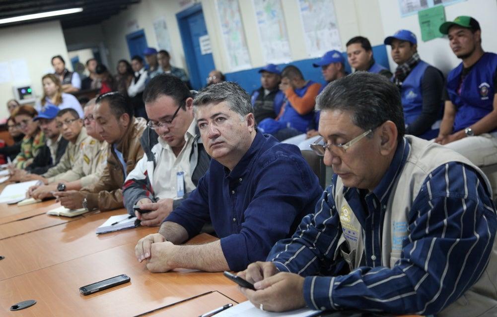 Fortalecerán medidas para destruir criaderos de zancudos en Tegucigalpa