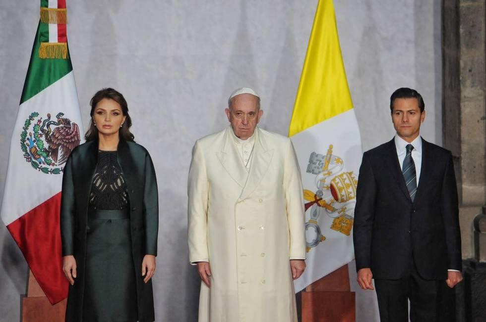 El Papa humilla a la Iglesia católica mexicana