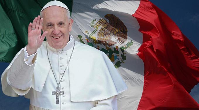 México afina detalles para recibir al Papa este viernes