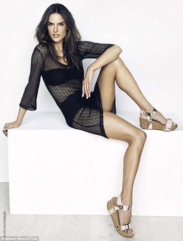 Alessandra Ambrosio le quita el puesto a Irina Shayk