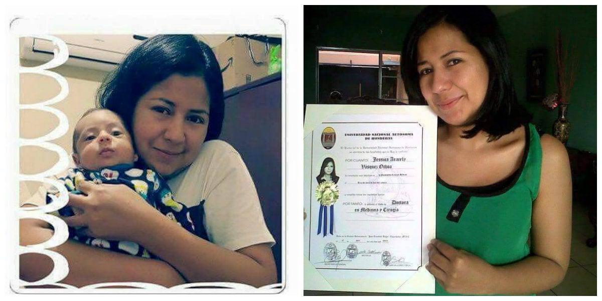 Doctora hondureña es diagnosticada con tumor cerebral y pide ayuda