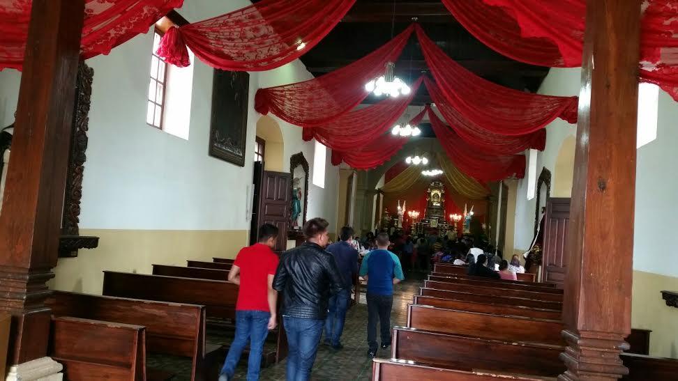 Ermita de Suyapa recinto de veneración a la patrona de Honduras