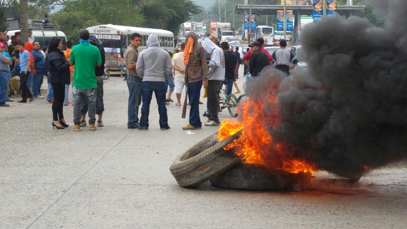 «Impuesto de guerra» atormenta a transportistas en Honduras