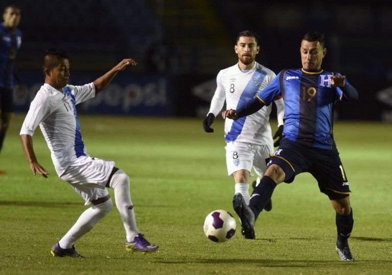 Guatemala derrota a una Honduras sin ideas en amistoso