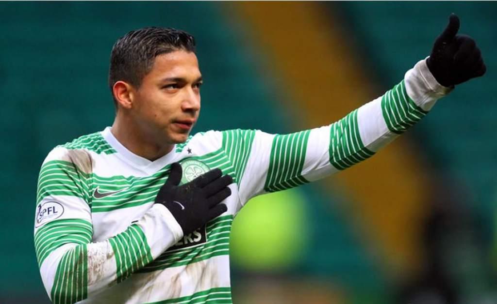 Emilio Izaguirre no es ni uniformado en el Celtic de Escocia