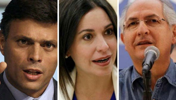 Premio a opositores venezolanos causa polémica en España