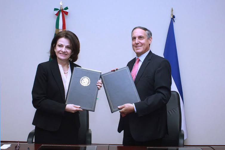 Honduras y México definen Nuevo Programa de Cooperación Bilateral