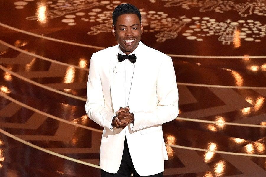 """Las mejores """"perlas"""" del monólogo de Chris Rock en la gala de los Oscar"""