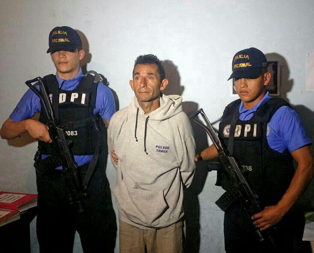 DPI Captura sujeto acusado de rapto y violación