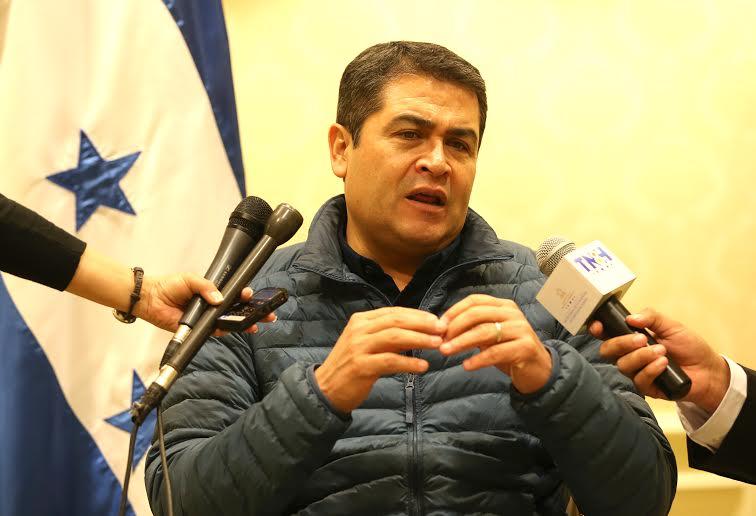 Honduras  destinó 965 millones de dólares al Plan Alianza para la Prosperidad