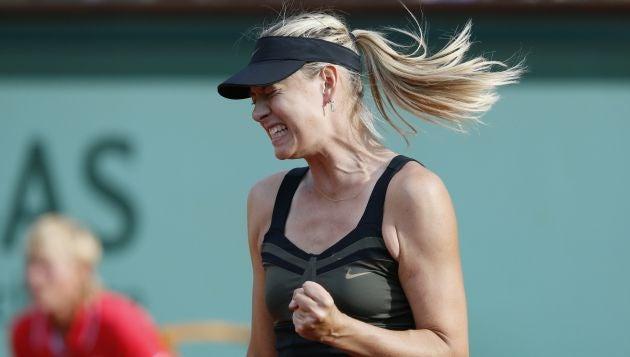 Nike rompe contrato con Maria Sharapova por dar positivo en prueba de dopaje