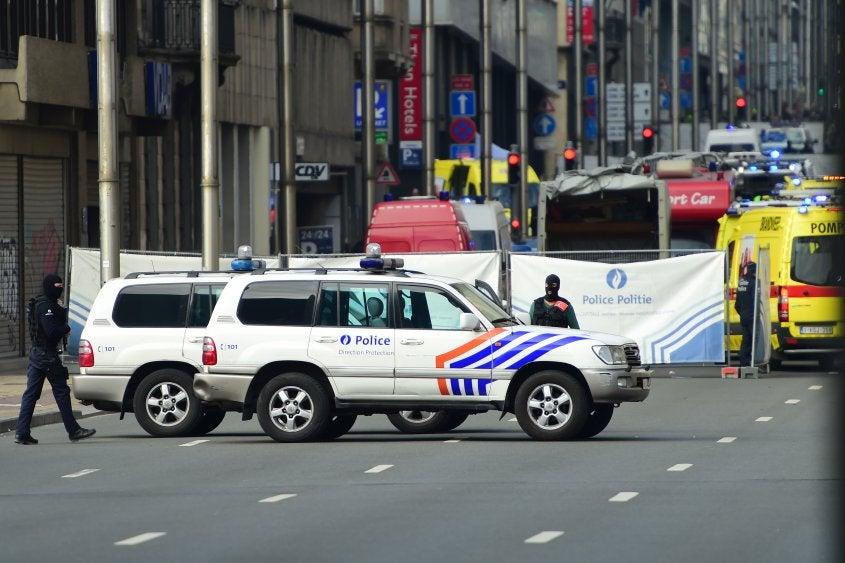 EE UU refuerza seguridad tras atentados en Bruselas